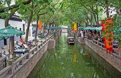 美しい!知られざる水の都・江蘇省のオススメ水辺の景色8選 15枚目の画像