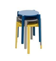 Karimoku New Standard Castor Hocker   mintroom.de #Karimoku New Standard #mintroom #shop #stühle #marken #holz #hocker & bänke #karimoku new standard #big game #alle #stühle / accessoires / büro / garderoben & haken