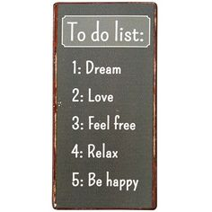 """Magneet """"To do List"""""""