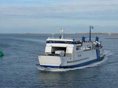ms Midsland is het reserveschip van de rederij en wordt ingezet bij drukte of werfbeurten van andere schepen.