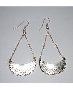 Silver Even Mor-rockin Earrings -