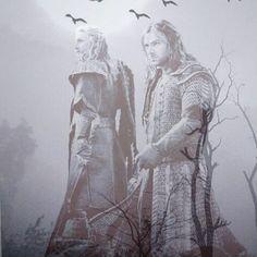 Fili Und Kili, Kili And Tauriel, Hobbit Art, The Hobbit, Lotr Trilogy, Aiden Turner, Thranduil, Middle Earth, Lord Of The Rings