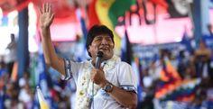 Evo Morales anuncia su candidatura para un cuarto mandato en Bolivia