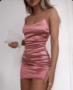 New Arrival Custom Made pink short Evening Dress Prom Dress Party - .,New Arrival Custom Made pink short Evening Dress Prom Dress Party - bodycon dress Women's Shoes Whether . Look Fashion, Fashion Clothes, Fashion Dresses, Fashion Women, Grunge Fashion, Short Girl Fashion, 2000s Fashion, Teen Fashion Outfits, Funky Fashion