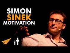 Simon Sinek MOTIVATION - How to be a Leader - #MentorMeSimon - YouTube