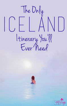 4 Days in Iceland: A Winter Travel Guide. If you like this you'll love our Iceland travel guide on Living to Roam: livingtoroam.com/complete-iceland-travel-guide.