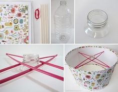 45 ideas diy lamp shade from scratch glass jars