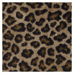Milikin leopard carpet at nebraska furniture mart