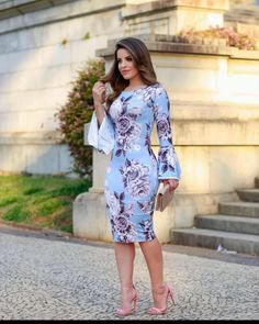Swans Style is the top online fashion store for women. Shop sexy club dresses, jeans, shoes, bodysuits, skirts and more. Modest Dresses, Tight Dresses, Short Dresses, Curvy Outfits, Fashion Outfits, Womens Fashion, Super Cute Dresses, Pretty Dresses, Russian Fashion