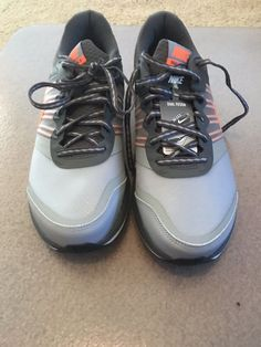 the best attitude bcaea 8d7a2 MEN S NIKE DUAL FUSION X SHOES SIZE 9.5 grey orange 709558 002  fashion   clothing  shoes  accessories  mensshoes  athleticshoes (ebay link)