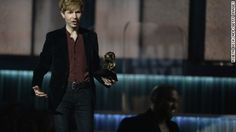 Some music lovers didn't even know Beck had a new album out when he won the Grammy for album of the year. Now it seems people can't stop talking about him.