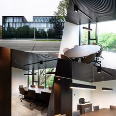 SPAZE | Another great result. DARK® IMMOGRA HQ office. Project by JUMA architects. #dark #darlings #design #led #SPAZE #architecturallighting #jumaarchitects #sintdenijswestrem #immogra [www.immogra.com]