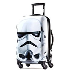 Star Wars luggage from American Tourister: Stormtrooper