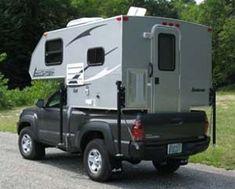 Image result for truck campers