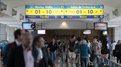 Mal tiempo causa retraso en las operaciones del Aeropuerto Internacional de Tocumen