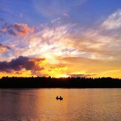 Pog Lake, Algonquin Park, Nipissing