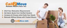 Moving home does not have to be stressful any longer. Hire from top packers and movers in your region through the Call2Move platform.