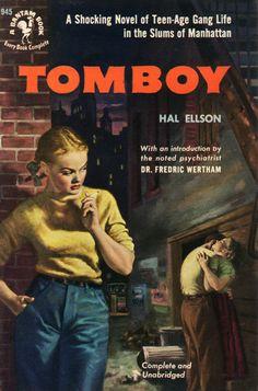 """Tomboy"" - Art by Robert Maguire"