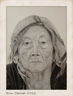 Old Woman (Risa Jenner, 2012)
