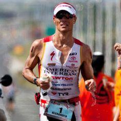 Craig Alexander Triathlete and Ironman World Champion