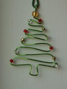 Weihnachtsbaum originelle Weihnachtsdeko zum Selbermachen