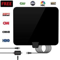 10 Top 10 Best Indoor TV Antennas in 2018 images | Best tv