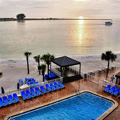 #Quality Hotel on the Beach, Clearwater Beach, FL  #Travel Florida USA multicityworldtravel.com We cover the world over 220 countries, 26 languages and 120 currencies Hotel and Flight deals.guarantee the best price