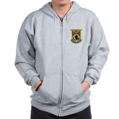 CV-59 USS Forrestal Zip Hoodie available at CafePress