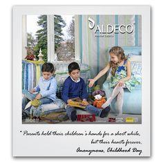 """EN: """"Parents hold their children's hands for a short while, but their hearts forever."""" - Anonymous, #Childhood Day. #ALDECO #INTERIORFABRICS #LAGRANDEKERMESSE #FABRICS  www.aldeco.pt PT: """"Os pais seguram as mãos dos seus filhos por pouco tempo, mas seus corações para sempre."""" - Anônimo, Dia da #Infância. #ALDECO #INTERIORFABRICS #LAGRANDEKERMESSE #TECIDOS www.aldeco.pt"""
