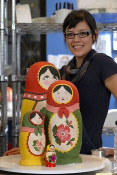 STORYBOOK CHILDREN'S ART: When Cakes Are Works Of Art