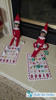 Free 7 Printable Crafts for Your Elf – The Elf on the Shelf Elf On Shelf Printables, Printable Games For Kids, Printable Crafts, Elf On The Shelf Worksheets, Free Printable, Christmas Elf, All Things Christmas, Christmas Crafts, Christmas Ideas