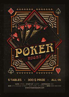 Flyers on behance poker night, casino night, ribbon design, jack black, Casino Royale, Casino Party Decorations, Casino Theme Parties, Jack Black, Casino Quotes, Casino Table, Poker Night, Casino Night Party, Budget Template