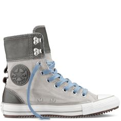 08006bb8cf8 Chuck Taylor Elsie Rolldown X-Hi by Converse - Found on HeartThis.com @. Converse  All StarConverse SneakersConverse ...