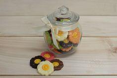Anemonen die eetbaar zijn!  Chocolate & Gifts
