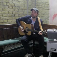 Session: Owl John performs 'Los Angeles Be Kind'. Scott Hutchison performs and ode to the city in session for Gigwise...  Click the image for more.