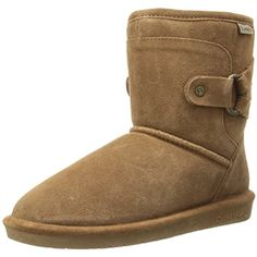 Women's Clove Ankle-High Suede Boot ** Find out more about the great product at the image link. (This is an affiliate link) #AnkleBootie