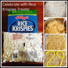 Tasty Rice Krispies Treats! #Kelloggers