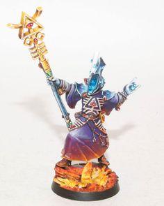 Eldar Spirit Seer