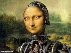 Mona Cyborg