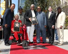 Funk Brothers Movie | Funk Brothers Receive Star on the Walk of Fame