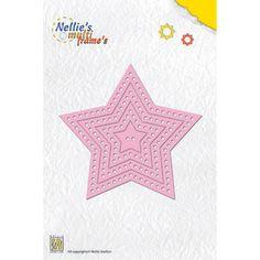 Nellie snellen - Decorative Star