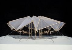 SPACE FRAME STRUCTURES — enochliew: Tension/Compression by Nick Rosas ...