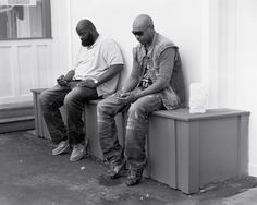 Eric Pickersgill A photographer who makes us understand how phones remove us from our lives..