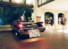 #getawaycar #justmarried #taraguerardsoiree #taraguerarddecor #lizbanfield