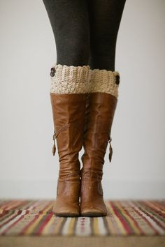 cute boot cuffs