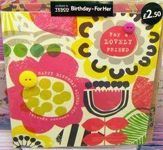 CARDS - tesco - print & pattern
