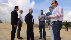 Armario de Noticias: CAASD concluye primera fase trabajos en Ciudad Jua...