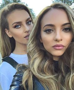little mix, perrie edwards, and jade thirlwall image JERRİE İS REAL Jesy Nelson, Perrie Edwards, Little Mix Girls, Little Mix Style, Jade Little Mix, Dvb Dresden, Divas, Litte Mix, Whatever Forever