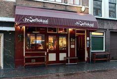 Het Proeflokaal aan de Blijmarkt 3 in Zwolle