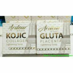 I'm selling Ardeur Kojic / Gluta Lightening Soap for . Get it on Shopee now!https://shopee.ph/enahhbanana/408558233 #ShopeePH